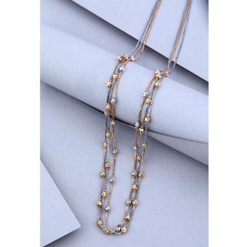 916 Gold Hallmark Unique Design Chain For Women