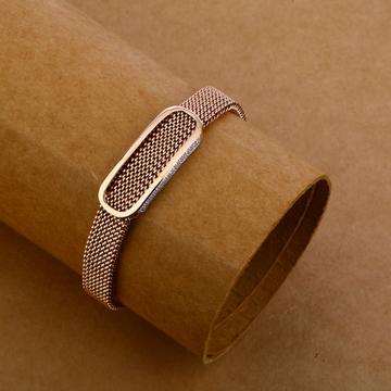 18kt Stylish Rose Gold Bracelet MLB139