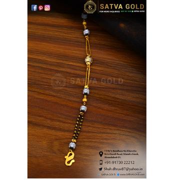 916 gold bracelet SGB -0014
