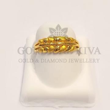 22kt gold ring glr-h80