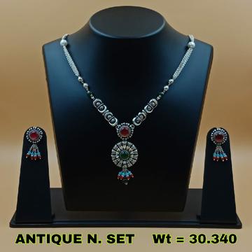 92.5 Silver necklace set SL N023