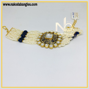 916 Gold Antique Bracelet NB - 473