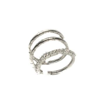 925 Sterling Silver Thumb Ring MGA - LRS0047