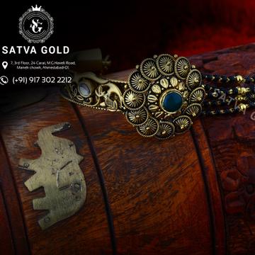 22KT Gold Bracelet SGB 32
