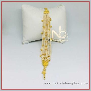 916 Gold Antique Bracelet NB-376