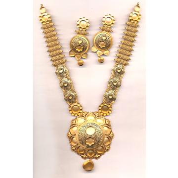 Jadtar Necklace Set Khokha OM - N020