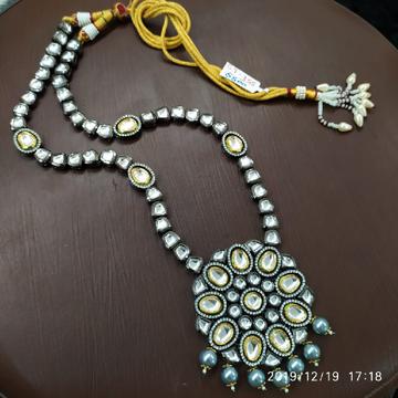 beautiful black necklace#799