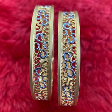 22KT/ 916 Gold Fancy Special occasional Cooper Kad... by
