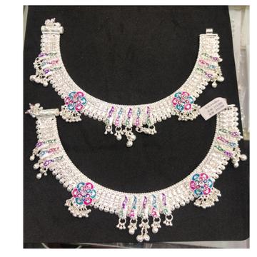 Silver Khili Payal RH-SLP46