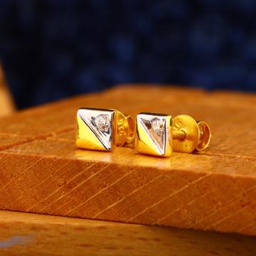 916 gold mens gorgeous earrings me 22