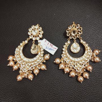 Kundan earring p 275