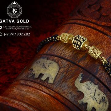22K Gold Bracelet SGB 38