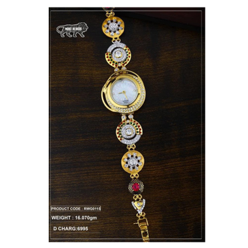 916 Gold ladies Watch RH-LW23