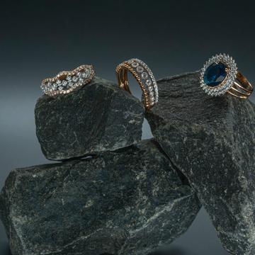 Real diamond Ladies Ring by