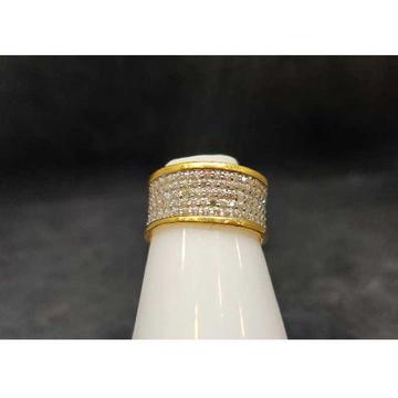 916 Ladies Fancy Gold Ring Lr-24703