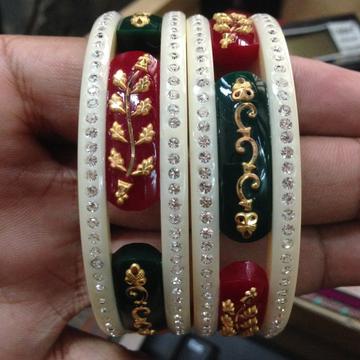 916 gold chudi patla