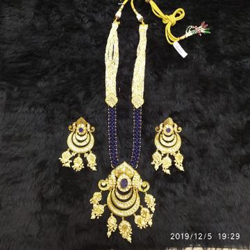 Designer pendant set#190