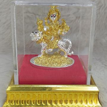 Silver idols by