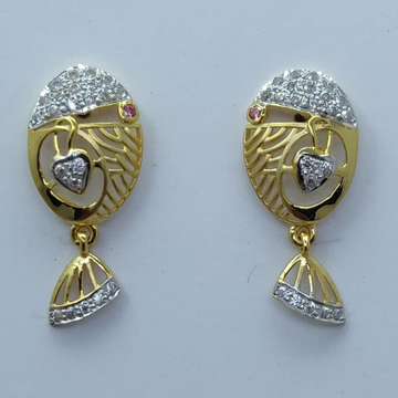 916 fancy light weight earrings