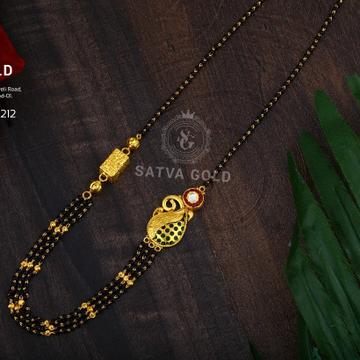 916 Gold mangalsutra SGM-0001