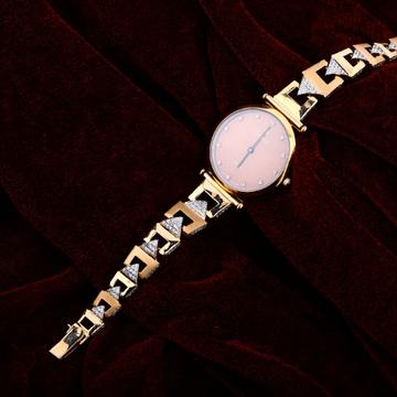 Ladies Rose Gold Watch-RLW28