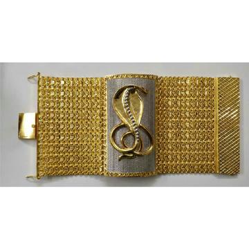 22K / 916 Gold Designer Modern Lucky