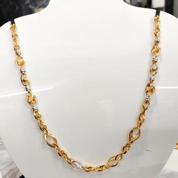 916 Gold indo Chain CH-0001