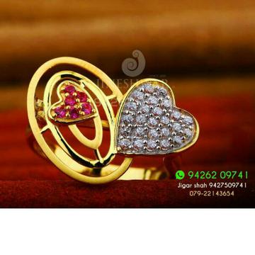 Attractive Fancy Cz Ladies Ring LRG -0228