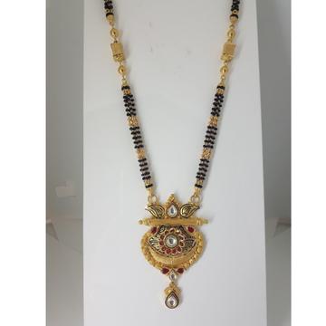 22KT Gold Designer Mangalsutra IO-A015