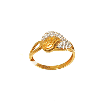 22K Gold Designer Ring MGA - LRG0431