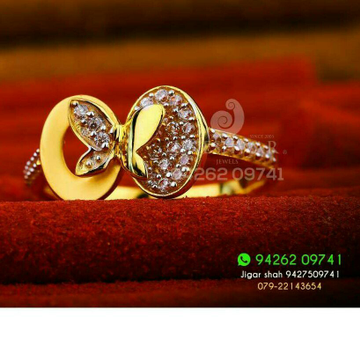 Beutiful Fancy Cz Ladies Ring LRG -0241
