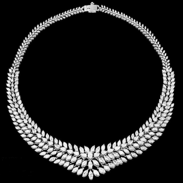 Diamonds NecklaceJSJ0179