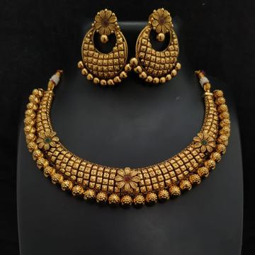 antique necklace set#dcns157