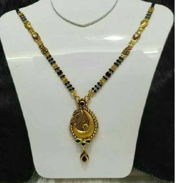 916 Gold Antique Ladies Mangalsutra