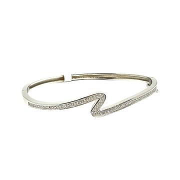 925 Sterling Silver Little Girl Bracelet MGA - BRS0367