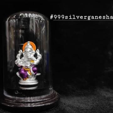 Silver 999 Ganeshji