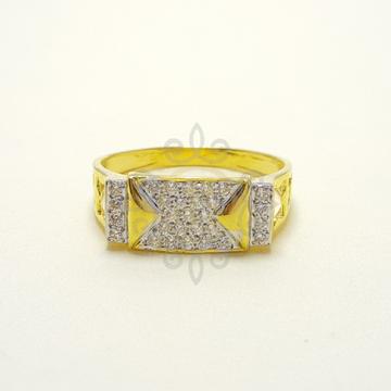 22ct Hallmark Classy Gents Ring by