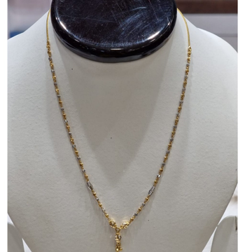 22KT Gold Parity Hallmark Chain