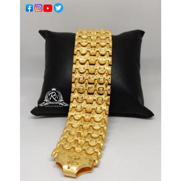 22 carat gold fancy gents lucky RH-LY866