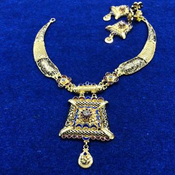 916 hm necklace set by