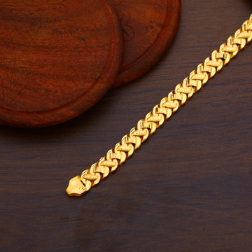 916 Gold Exclusive Classic Bracelet MPB168