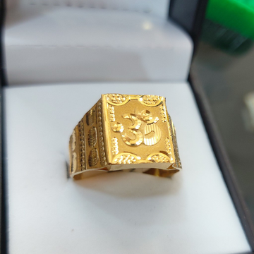 Gents ring by Parshwa Jewellers