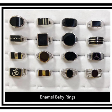 925 Starling Silver Emeral Bacha Ring