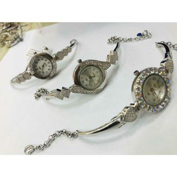 92.5 sterling silver antique kada type clock(watch... by