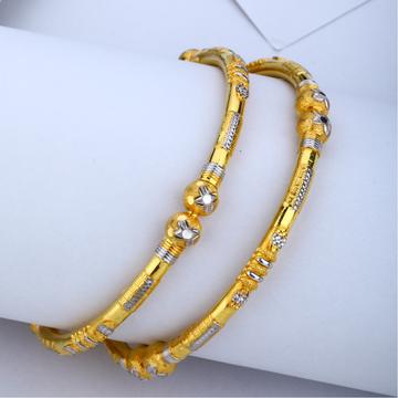 916 Gold Modhiya Kadli Bangle