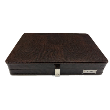 Jewellery brown li-Z stock box