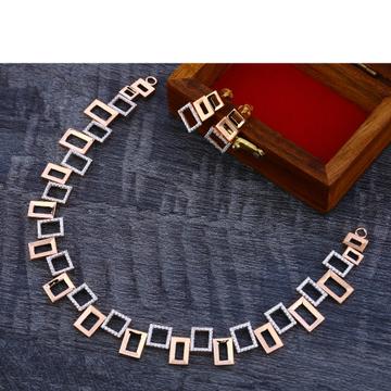 18KT Rose Gold  dESIGNER Hallmark Necklace Set RN187