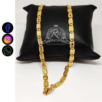 22 carat gold antique chain RH-CH458