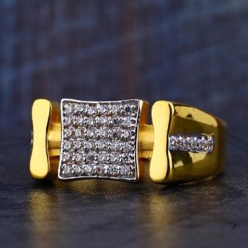 22 carat gold diamonds gents rings RH-GR415