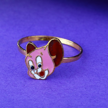 916 gold jeery kids rings rH-kR23